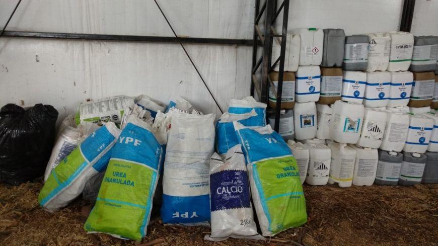 Bidones con chip de silicio: Un sistema para comenzar a reciclar los envases de agroquímicos
