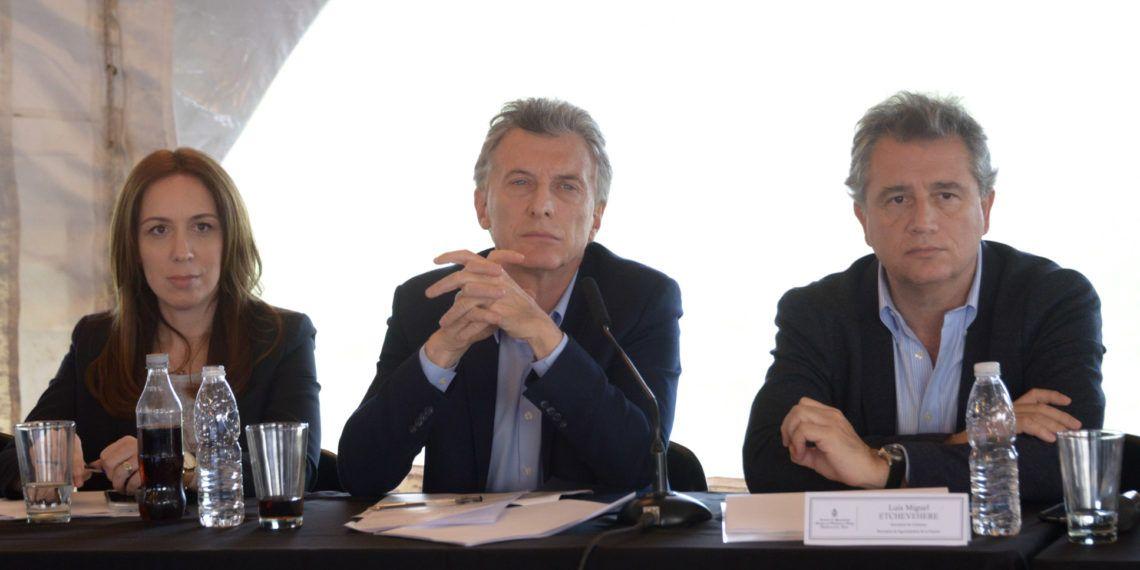 """Macri le pidió a los productores que lo ayuden """"militando"""" por una mayor baja del gasto público"""