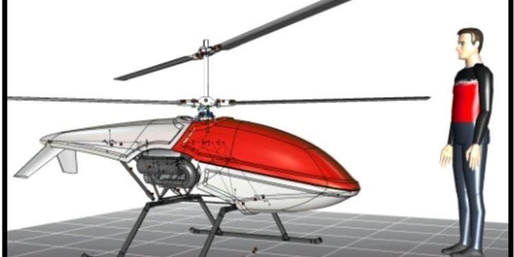 Drones helicópteros: ¿Serán el futuro de la pulverización agrícola?